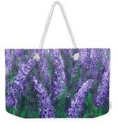 Lavender Garden II Weekender Tote Bag