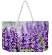 Lavender Weekender Tote Bag