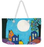 Lavender Hills Weekender Tote Bag