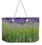 Lavender Layers Weekender Tote Bag
