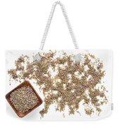 Lavender Seeds Weekender Tote Bag
