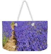 Lavender's Blue Weekender Tote Bag