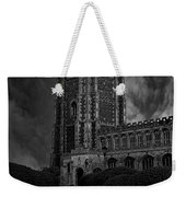 Lavenham Cathedral Weekender Tote Bag