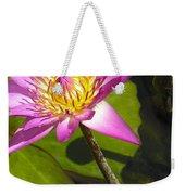 Lavillita_flower 10116 Weekender Tote Bag