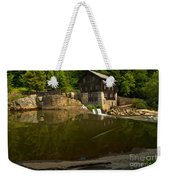 Lawrence County Grist Mill Weekender Tote Bag