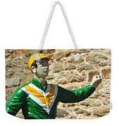 Lawn Jockey Weekender Tote Bag