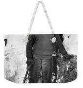 Lawrence Oates (1880-1912) Weekender Tote Bag