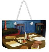Lawyer - 19th Century Lawyer's Office Weekender Tote Bag