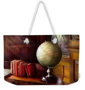 Lawyer - A World Traveler Weekender Tote Bag by Mike Savad