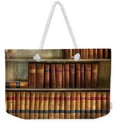 Lawyer - Books - Law Books  Weekender Tote Bag