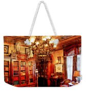 Lawyer - In The Library Weekender Tote Bag