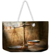 Lawyer - Scale - Balanced Law Weekender Tote Bag