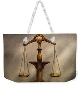 Lawyer - Scale - Fair And Just Weekender Tote Bag