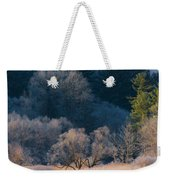 Layered Beauty Weekender Tote Bag
