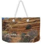 Layered Sandstone Weekender Tote Bag