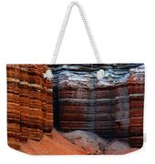 Layers Of Time Weekender Tote Bag