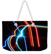 Lazer Fusion No. 7 Weekender Tote Bag