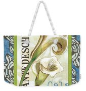 Lazy Daisy Lily 1 Weekender Tote Bag