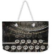 L.c. Smith Weekender Tote Bag
