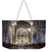 Le Castellet Medieval Church Weekender Tote Bag