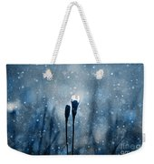 Le Centre De L Attention - S02-01at3b Weekender Tote Bag by Variance Collections