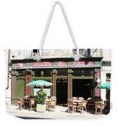 Le Charleston Bar In Tournus Weekender Tote Bag