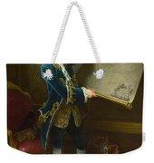 Le Comte De Vaudreuil Weekender Tote Bag