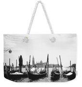 Le Gondole - Venice Weekender Tote Bag