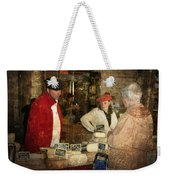 Le Mercant De Fromage Revel France Img7482 Weekender Tote Bag