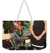Le Mileau Mode Weekender Tote Bag by Genevieve Esson