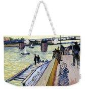 Le Pont De Trinquetaille Weekender Tote Bag