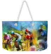 Le Tour De France 01 Weekender Tote Bag