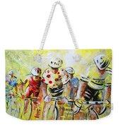 Le Tour De France 07 Acrylics Weekender Tote Bag