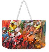 Le Tour De France Madness 04 Weekender Tote Bag