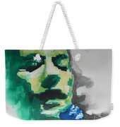Lead Singer Of The  R E M  Band Weekender Tote Bag