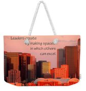 Leaders Create 21197 Weekender Tote Bag