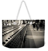 Leading Across Weekender Tote Bag