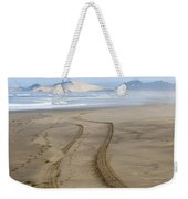 Leading To The Cape Weekender Tote Bag
