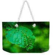 Leaf Gall Weekender Tote Bag