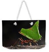 Leafcutter Ant Weekender Tote Bag