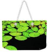 Leafy Swamp Weekender Tote Bag