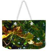 Leafy Tree Image Weekender Tote Bag