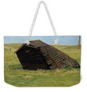 Lean To The Wind Weekender Tote Bag