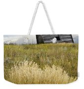 Leaning A Little Weekender Tote Bag