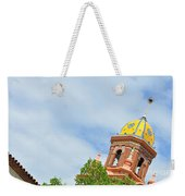 Leaning - Architectural Detail Weekender Tote Bag