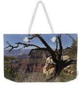 Leaning On The Everlasting Arms Weekender Tote Bag