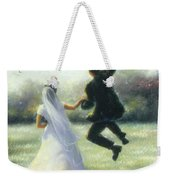 Leap Of Love Weekender Tote Bag