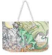 Leaping Dragon Weekender Tote Bag