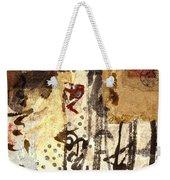 Learning Weekender Tote Bag by Carol Leigh