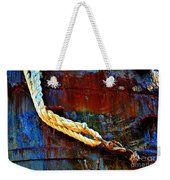 Learning The Ropes Weekender Tote Bag